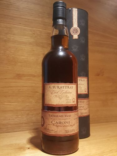 A.D. Rattray Caroni 17 Jahre 1997/2015 Single Cask Cask Strength