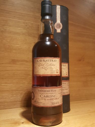 A.D. Rattray Caroni 18 Jahre 1997 2015 Single Cask 102 (part)