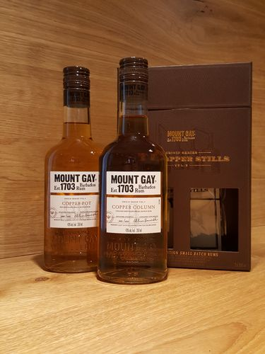 Mount Gay Rum Vol.2 Origin Series Collection Limited Edition
