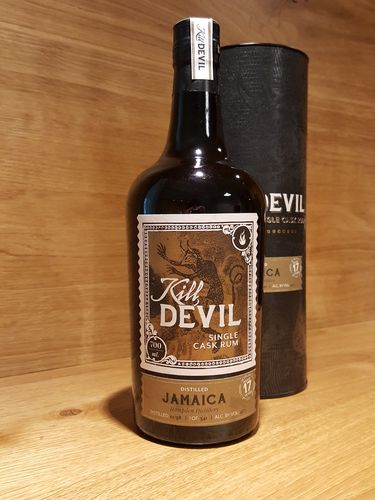 Kill Devil Jamaica Hampden Distillery 17 Jahre