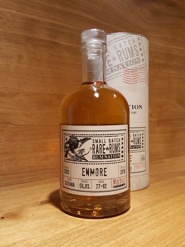 Rum Nation Rare Rums Enmore 2002-2016