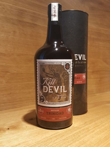 Kill Devil Trinidad Caroni 18 Jahre CS