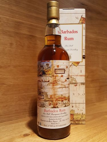 Moon Import Barbados Rum 2006 / 2016