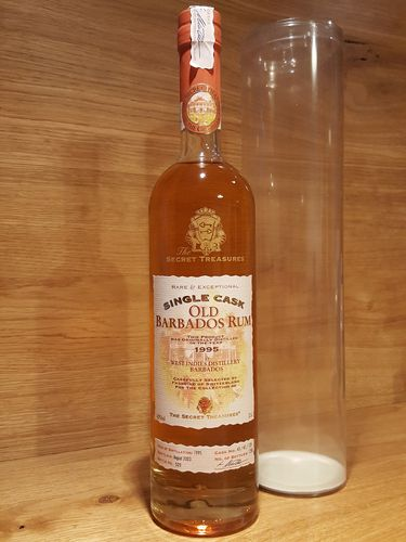 The Secret Treasures - Old Barbados Rum 1995/2003
