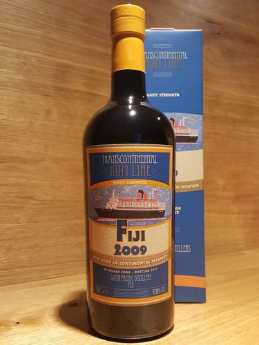 Transcontinental Rum Line Fiji South Pacific 2009