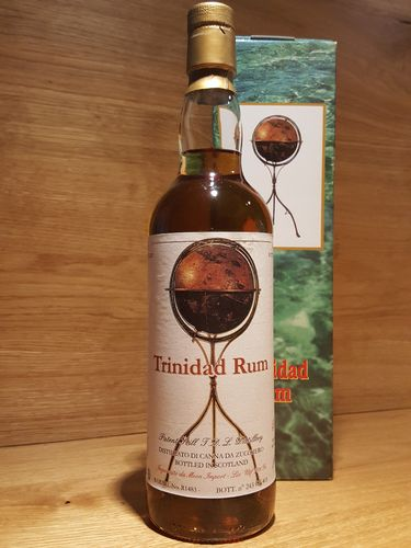 Moon Import Trinidad Rum Patient Still 2000