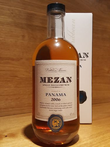 Mezan Single Distillery Rum Panama 2006