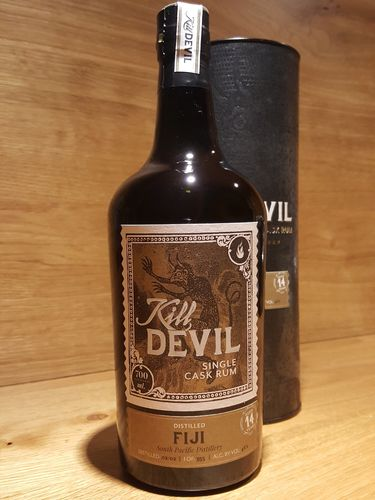 Kill Devil Fiji South Pacific Distillery 14 Jahre