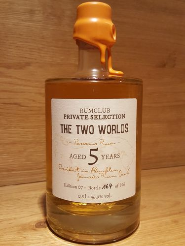 Rumclub Private Selection The Two Worlds
