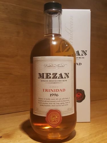 Mezan Single Distillery Rum Caroni 1996