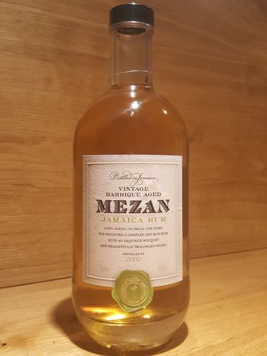 Mezan Single Distillery Jamaica Hampden 2000 - 2011