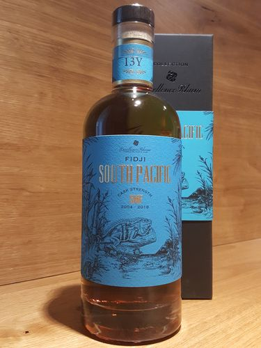 Excellence Rhum Collection 2018 - Fidji South Pacific SMF Vintage 2004
