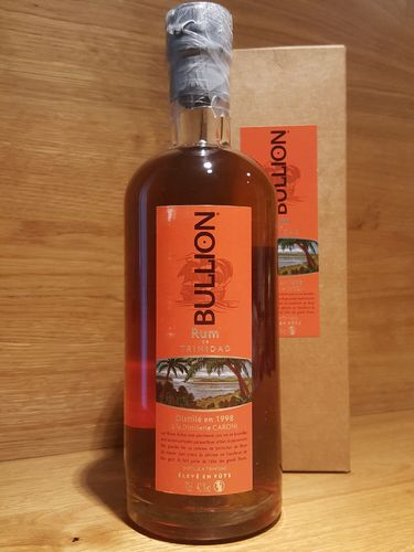 Jean Boyer Rum Bullion Caroni 1998