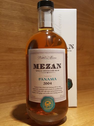 Mezan Single Distillery Rum Panama 2004