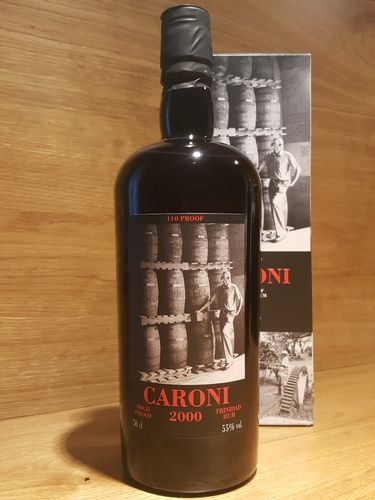 Velier Caroni 17 Jahre 2000/2017 High Proof