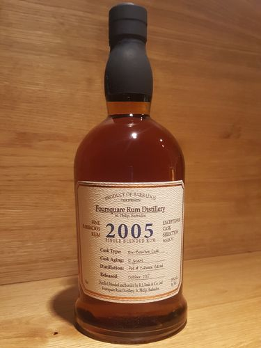 FOURSQUARE 2005 Cask Strength