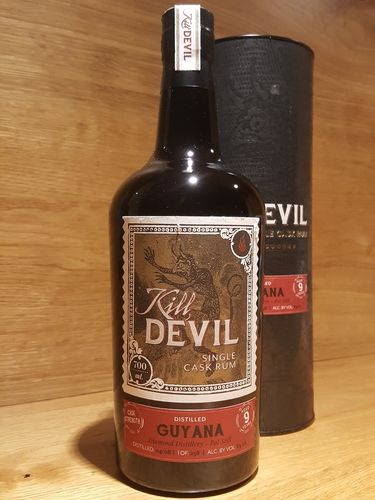 Kill Devil Guyana Diamond 9 Jahre CS
