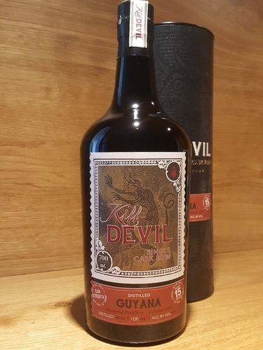 Kill Devil Guyana Diamond 15 Jahre CS