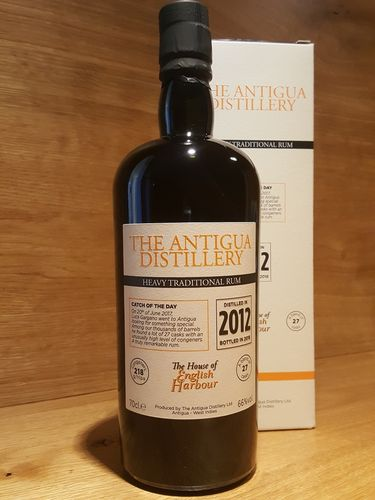 The Antigua Distillery - 2012/2018 - Heavy Rum