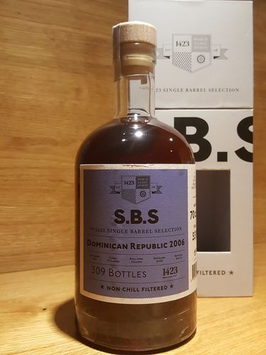 1423 S.B.S. Dominican Republic 2006