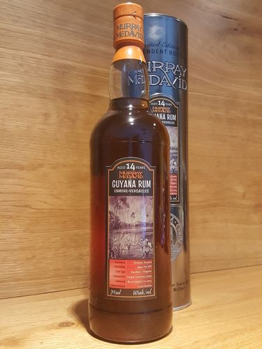 Murray McDavid Enmore Versailles 1990-2005 Pot Still Bourbon / Vigonier