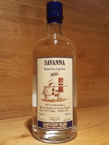 Habitation Velier Savanna HERR White Rum