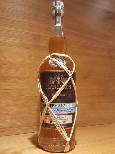 Plantation Guatemala XO Red Pineau de Charentes Cask Finish