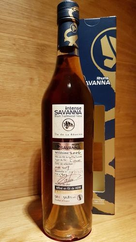 Savanna HERR Traditionnel 2006/2017 10YO