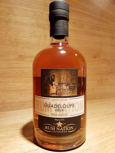 Rum Nation Guadeloupe VIEUX Rum