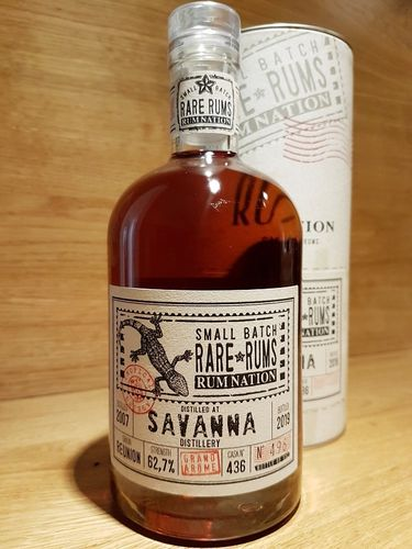 Rum Nation Rare Rum Savanna 2007-2019 Grand Arome