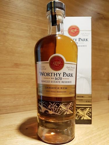 Worthy Park Single Estate Reserve Rum