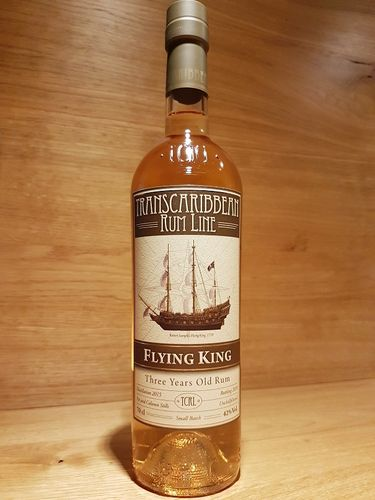 Transcaribbean Rum Line - Flying King  2015 / 2019