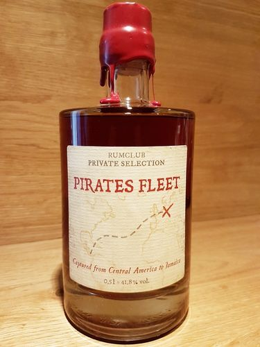Rumclub Private Selection Ed. 09 Pirates Fleet