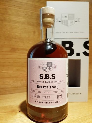 1423 S.B.S. Belize Travellers 2005 - 2019