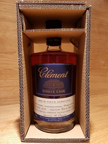 "Clement Rhum Vieux Single Cask ""Moka Intense"""