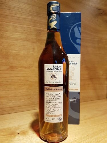 Savanna Lontan Rhum Grand Arome Single Cask 9 Jahre 2007/2016
