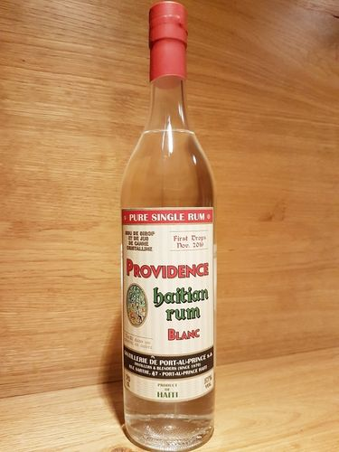 "Providence - Haitian Pure Single Rum Blanc ""First Drops"""