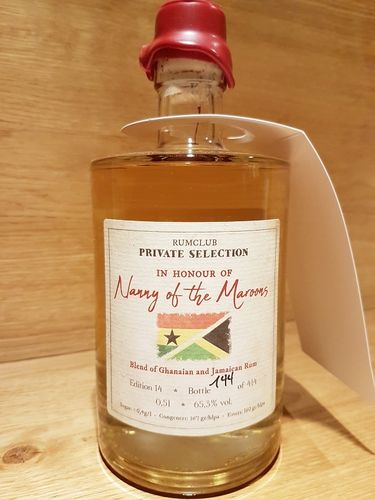 Rumclub Private Selection Ed.14 Nanny of the Maroons