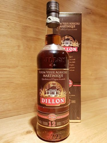 Dillon XO 12 Years (Martinique)