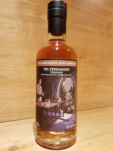 That Boutique-y Rum Company TDL Fernandes Distillery 19 Jahre Batch 1