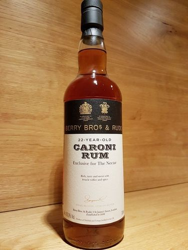 Caroni 1997/2020 - 22 y.o. - The Nectar of the Daily Drams (Berry Bros & Rudd)