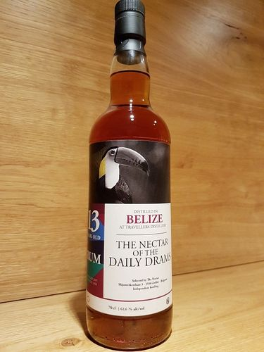 Belize Rum 2007/2020 - 13 y.o. - The Nectar of the Daily Drams